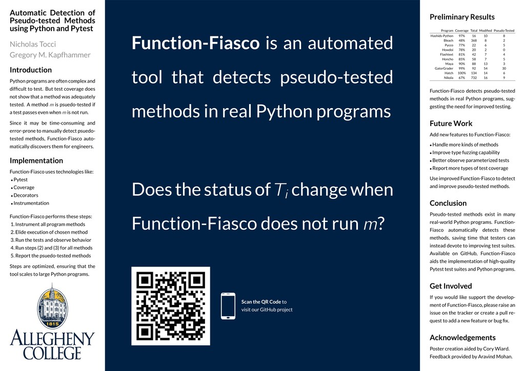 Automatic Detection of Pseudo-tested Methods us...