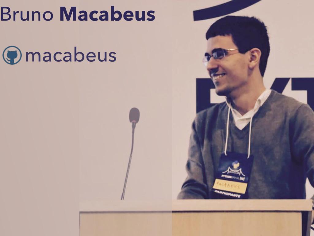 Bruno Macabeus macabeus