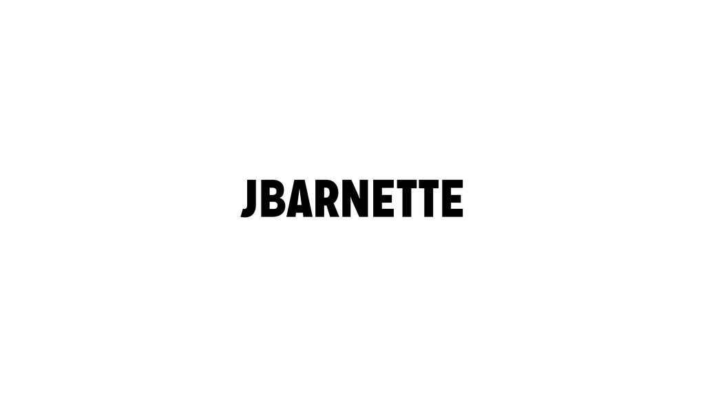 JBARNETTE