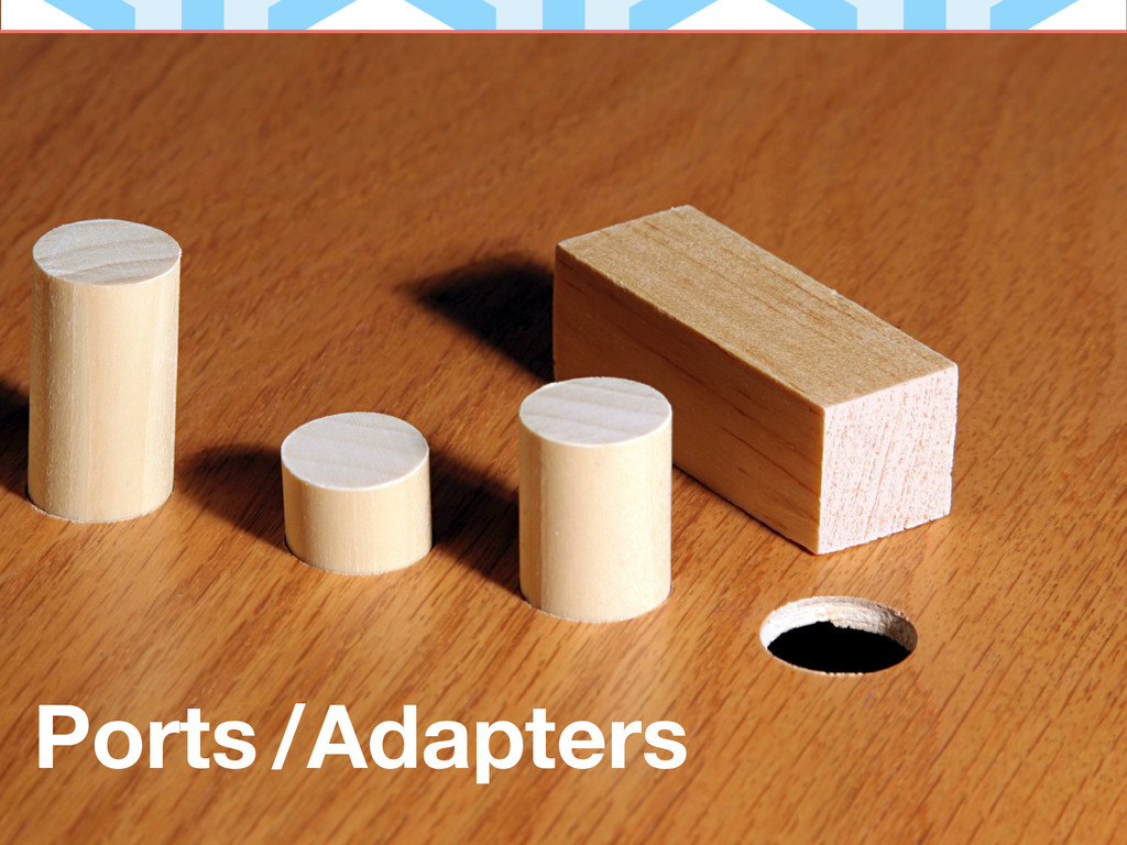 Ports Adapters /