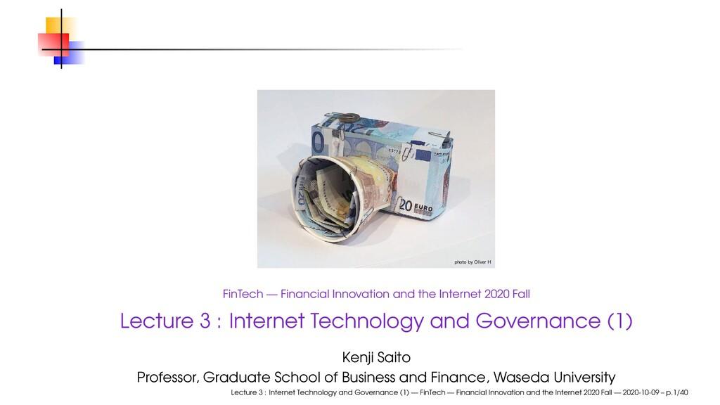 QIPUPCZ0MJWFS) FinTech — Financial Innovatio...