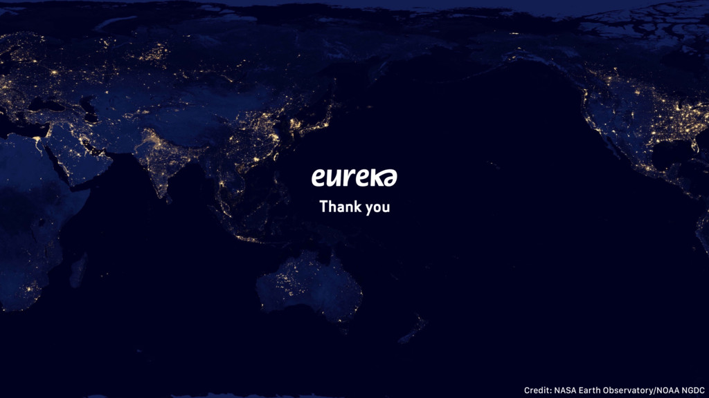 Thank you Credit: NASA Earth Observatory/NOAA N...