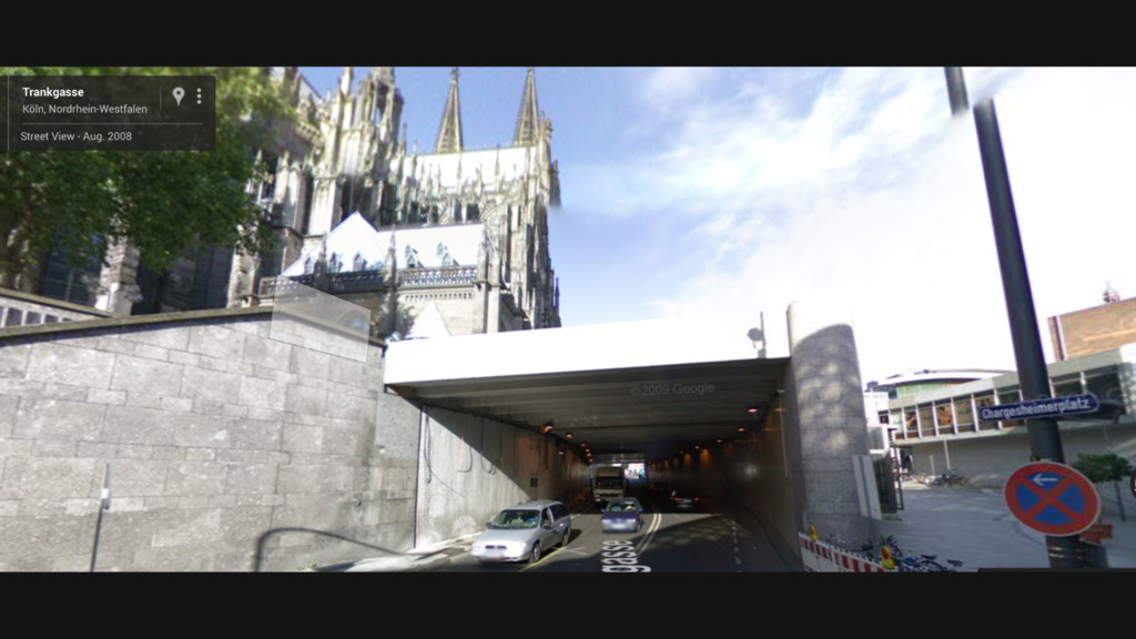 Bild Kölner Domplatte