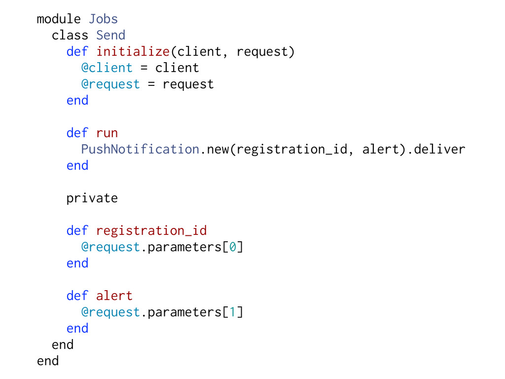 module Jobs class Send def initialize(client, r...