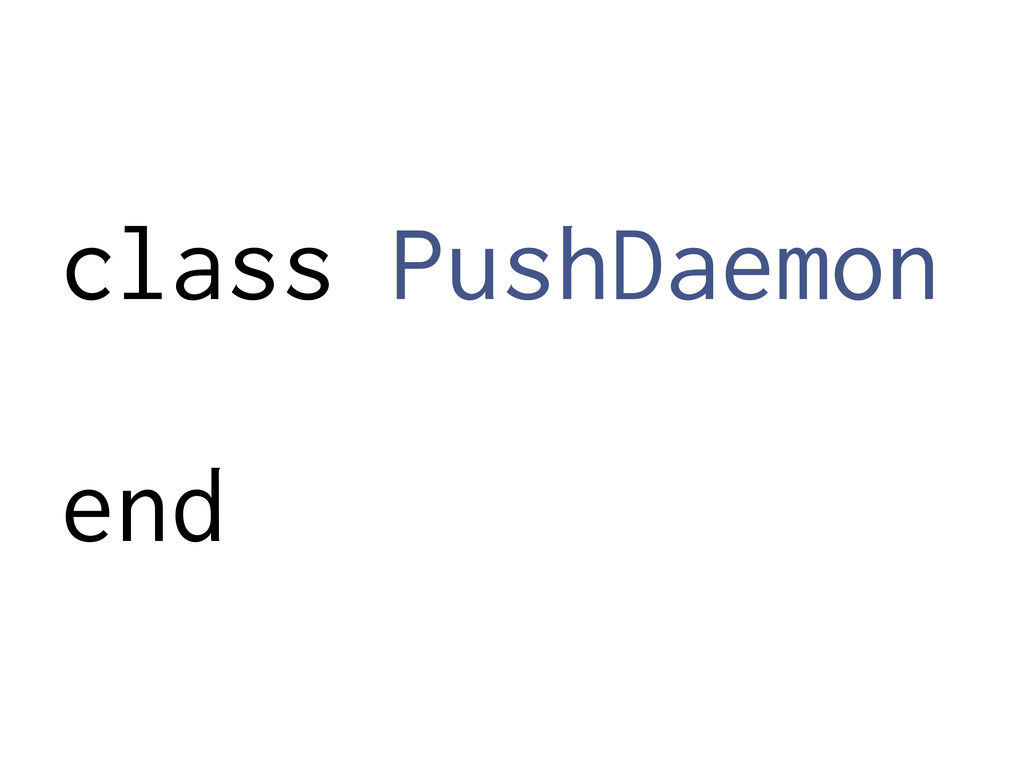 class PushDaemon end