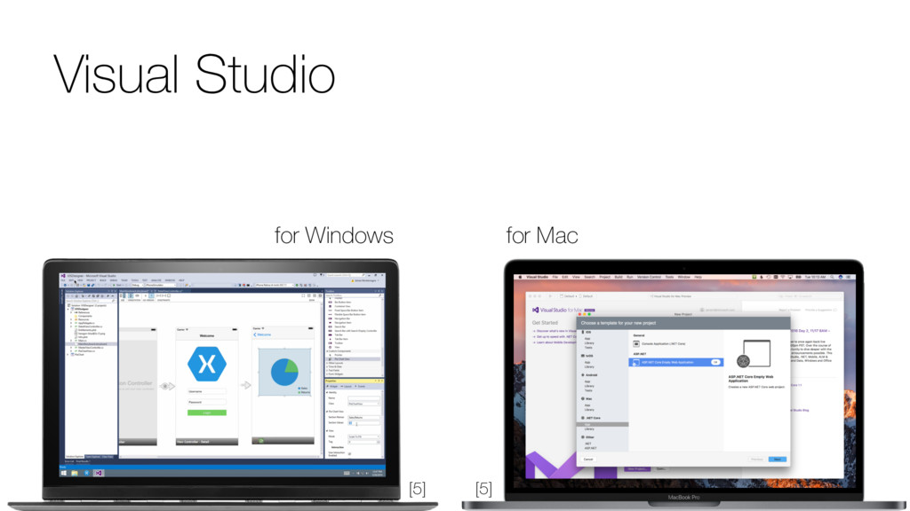 Visual Studio for Windows for Mac [5] [5]
