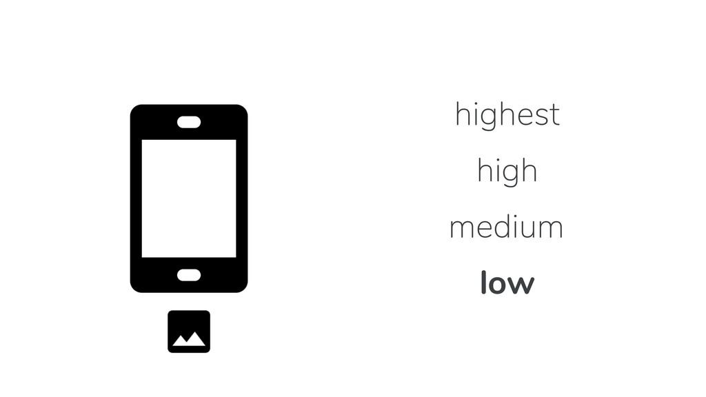 low highest high medium low low high highest me...