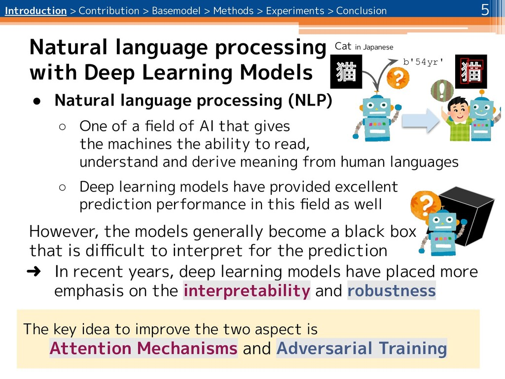 Natural language processing with Deep Learning ...