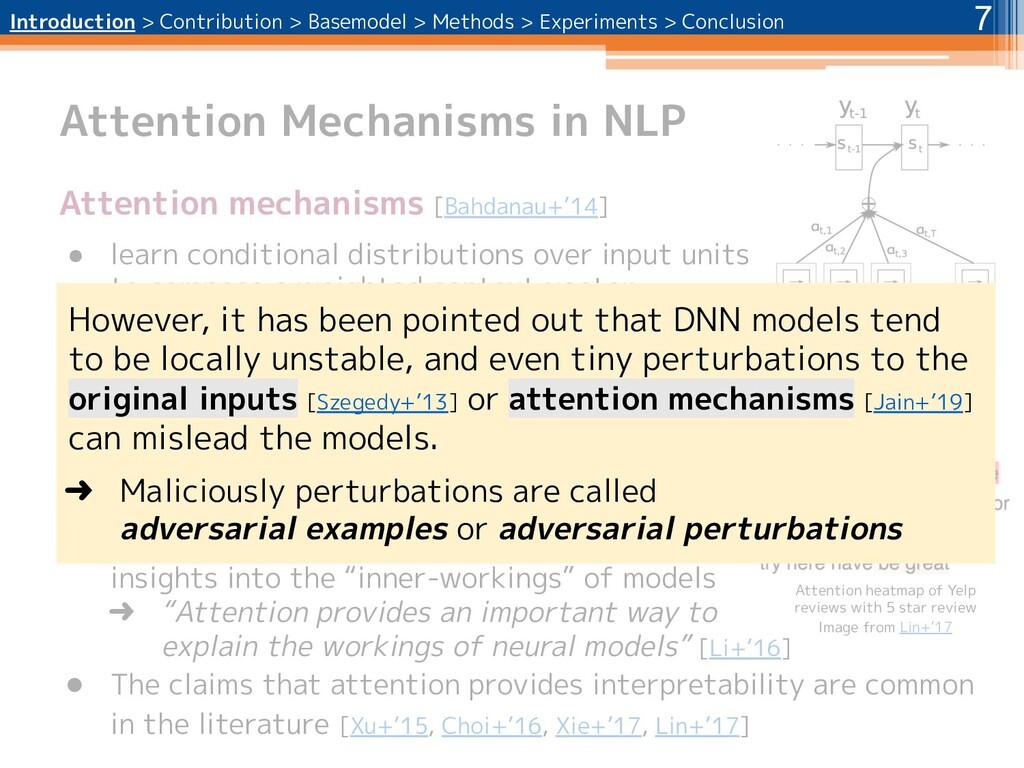Attention Mechanisms in NLP 7 Attention mechani...