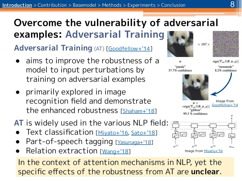 AT is widely used in the various NLP field: ● Te...