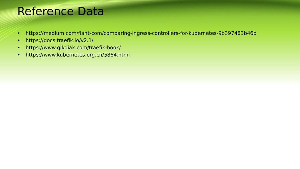 Reference Data • https://medium.com/flant-com/c...