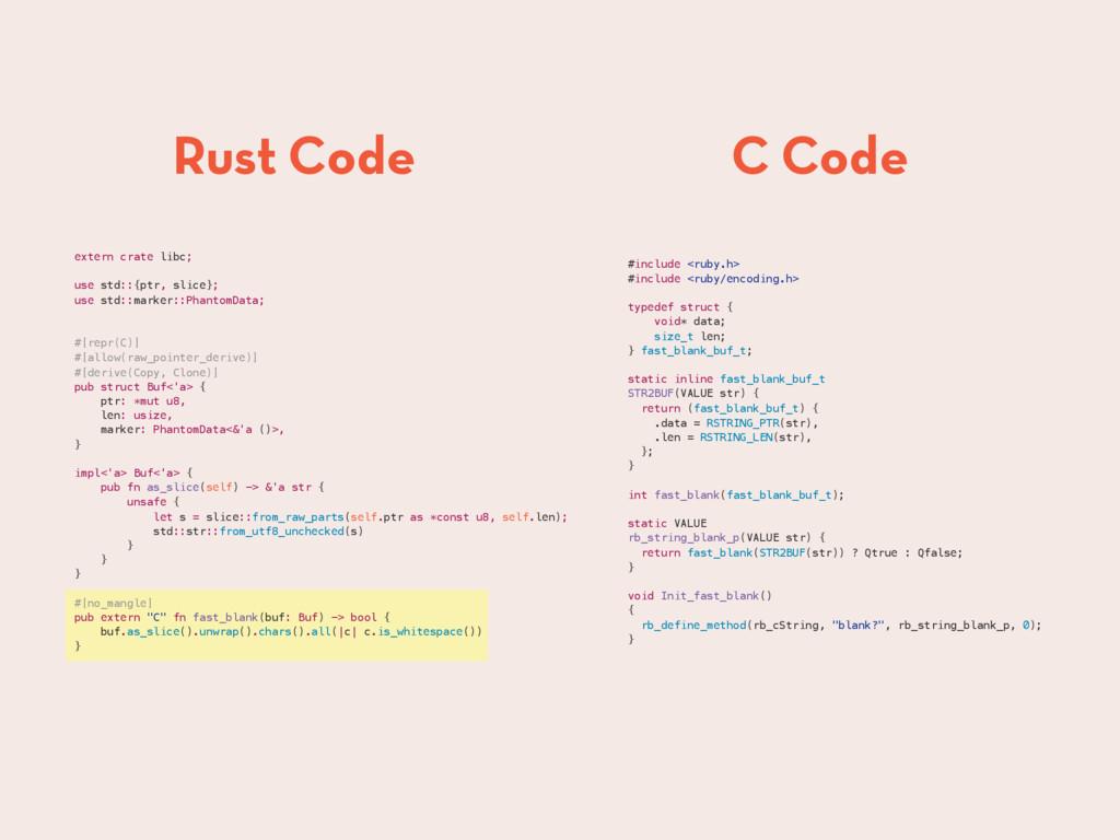 extern crate libc; use std::{ptr, slice}; use s...