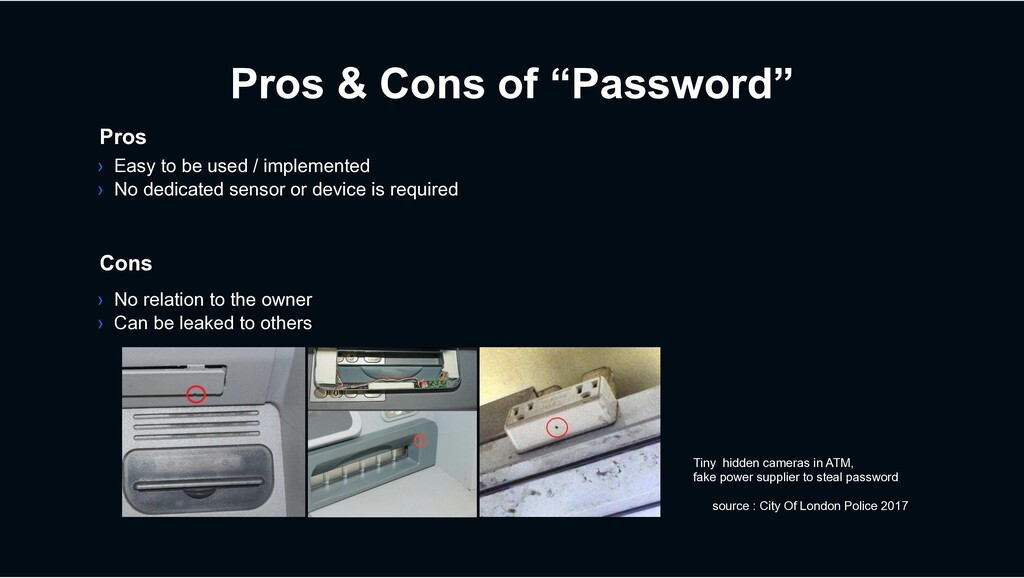 """Pros & Cons of """"Password"""" › No relation to the ..."""