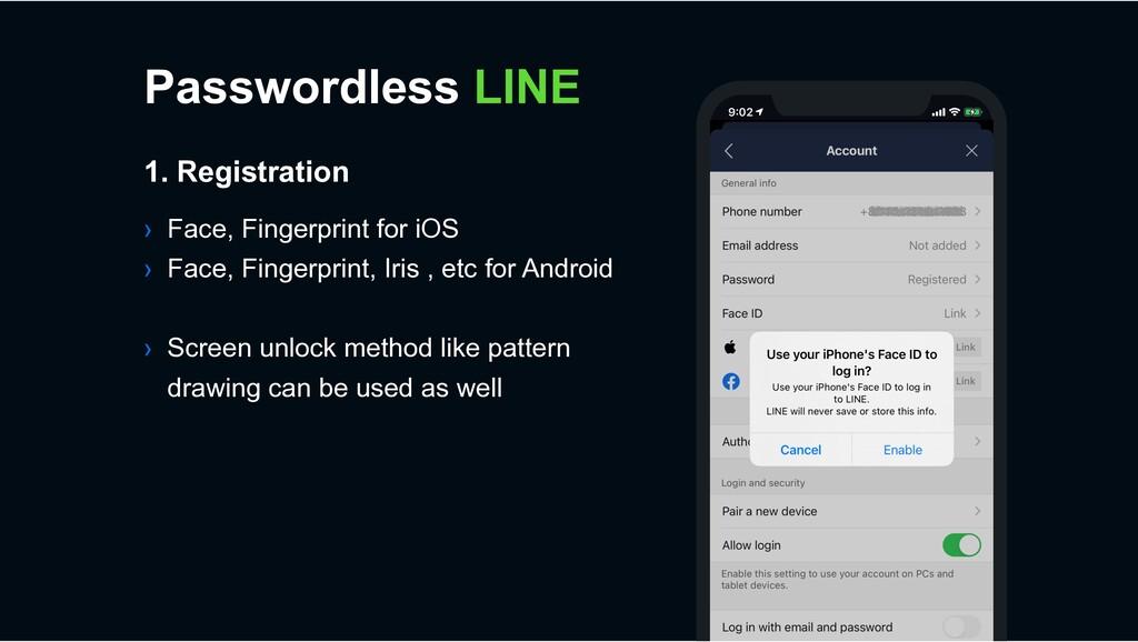 › Face, Fingerprint for iOS › Face, Fingerprint...