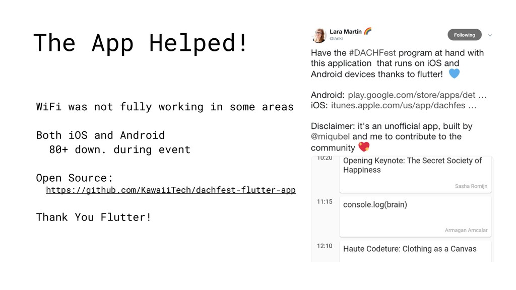 The App Helped! WiFi was not fully working in s...