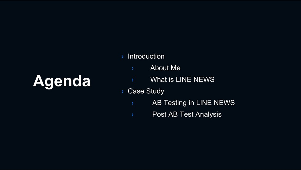 Agenda › Introduction › About Me › What is LINE...