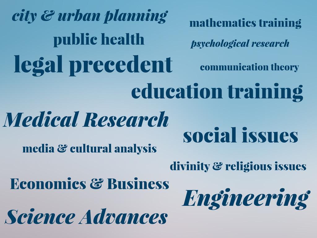 mathematics training legal precedent Engineerin...