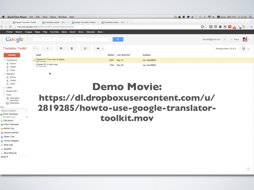 Demo Movie: https://dl.dropboxusercontent.com/u...