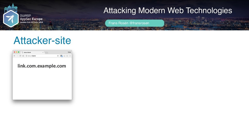 Author name her Attacker-site Attacking Modern ...