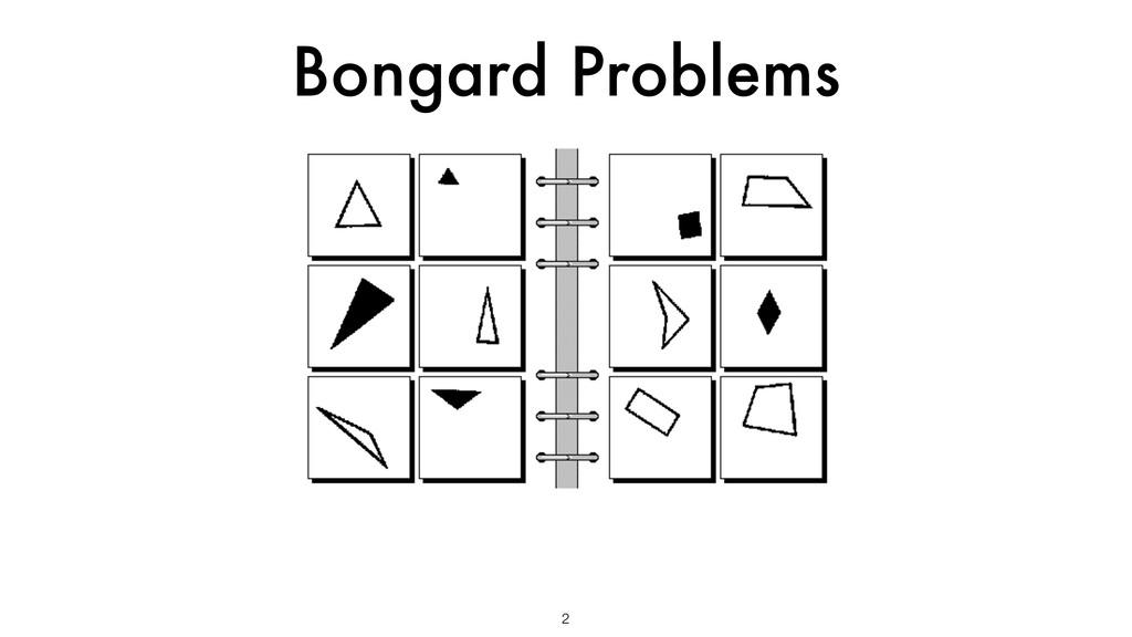 Bongard Problems 2