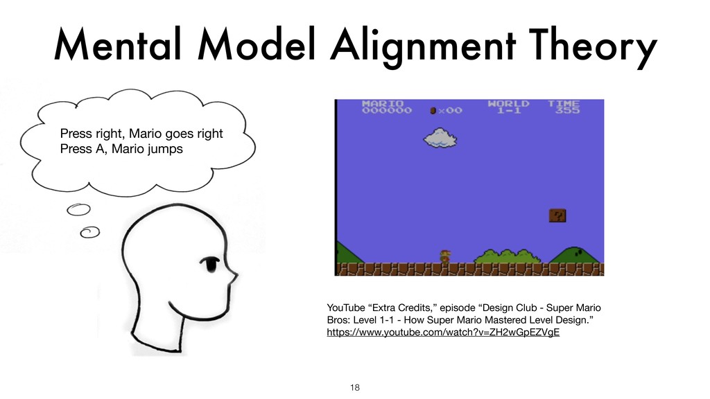 Mental Model Alignment Theory 18 Press right, M...