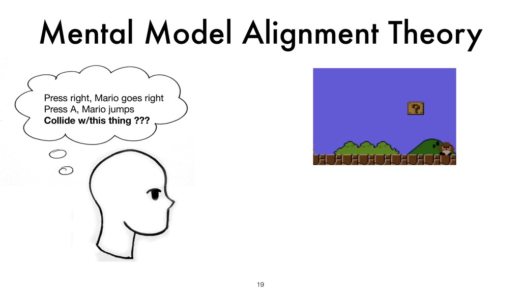 Mental Model Alignment Theory 19 Press right, M...