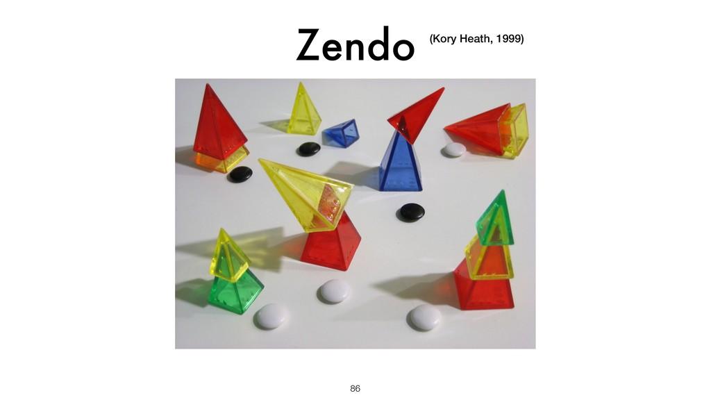 Zendo 86 (Kory Heath, 1999)