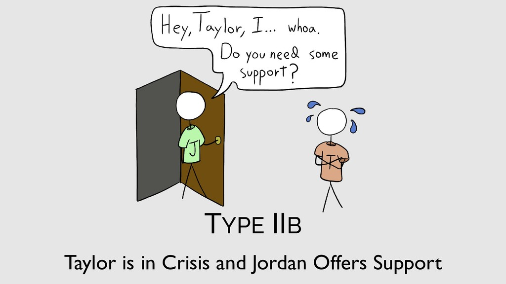 Taylor is in Crisis and Jordan Offers Support T...