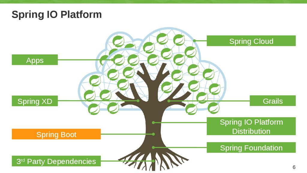 Spring IO Platform 6 Grails Spring IO Platform ...