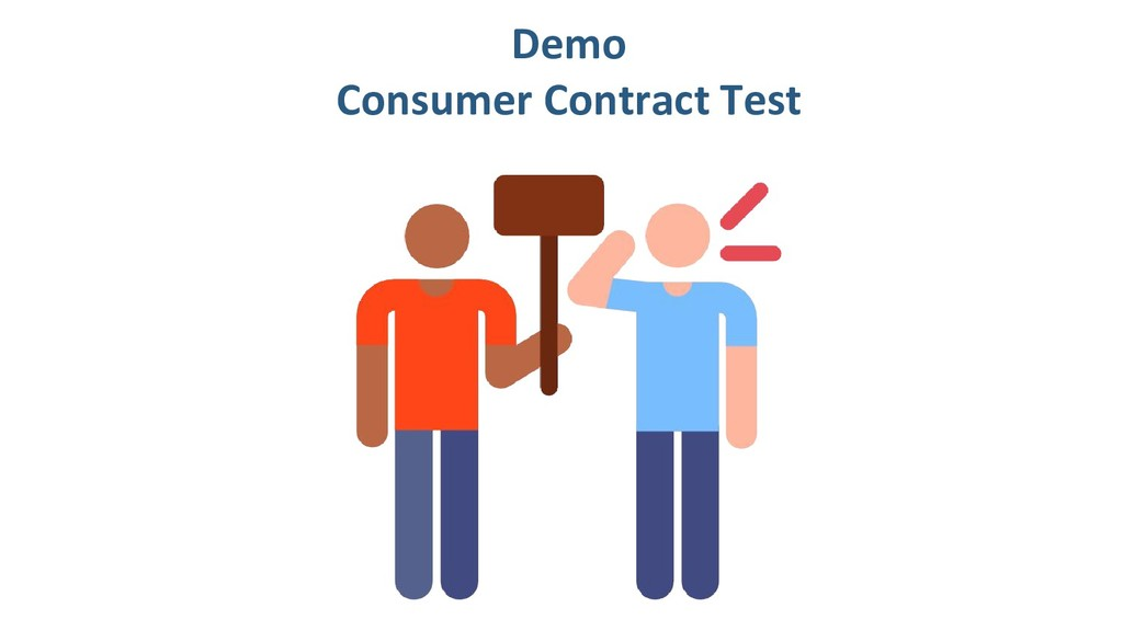 Demo Consumer Contract Test
