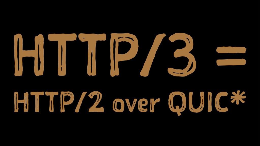 H TP/3 = H TP/2 o er UI *