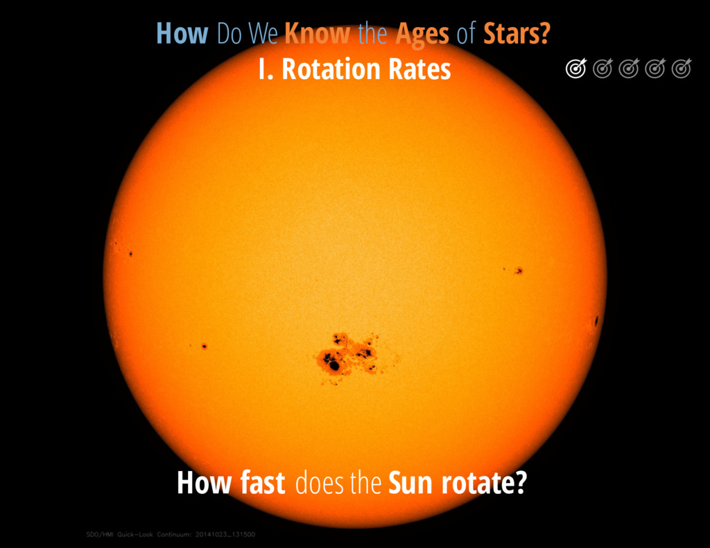 V = 13.3 mag How Do We Know the Ages of Stars? ...