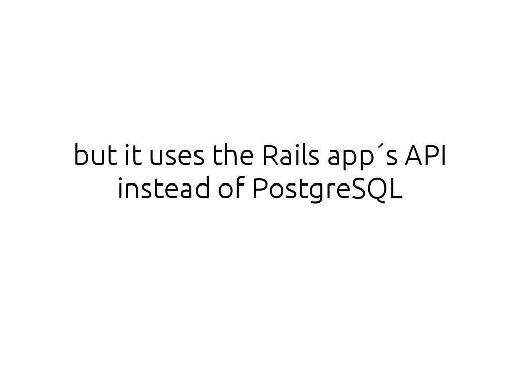 but it uses the Rails app´s API instead of Post...