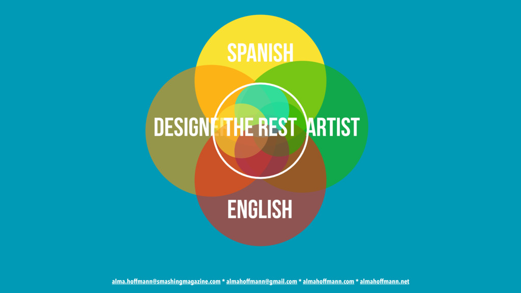 artist designer alma.hoffmann@smashingmagazine....