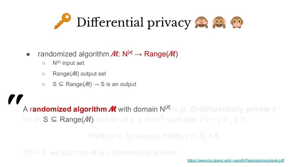 ● randomized algorithm M: N|x| → Range(M) ○ N|x...