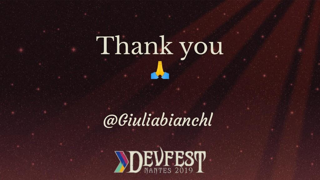 Thank you  @Giuliabianchl