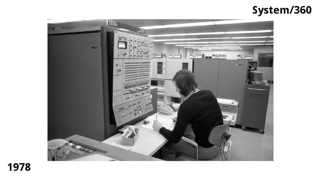 1978 System/360