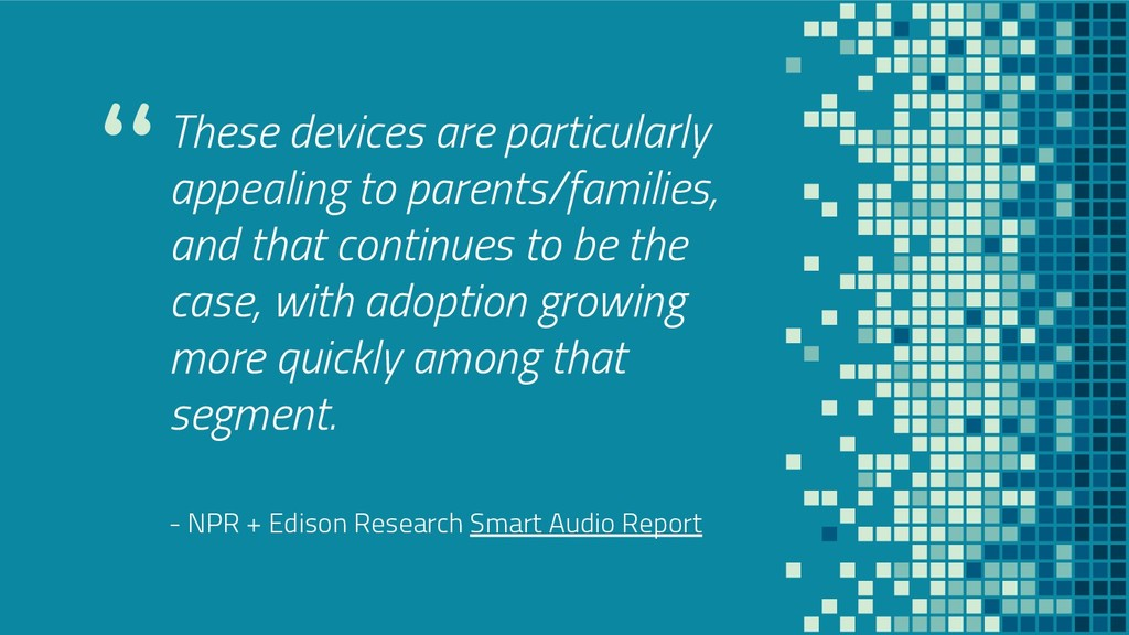 """"""" These devices are particularly appealing to p..."""