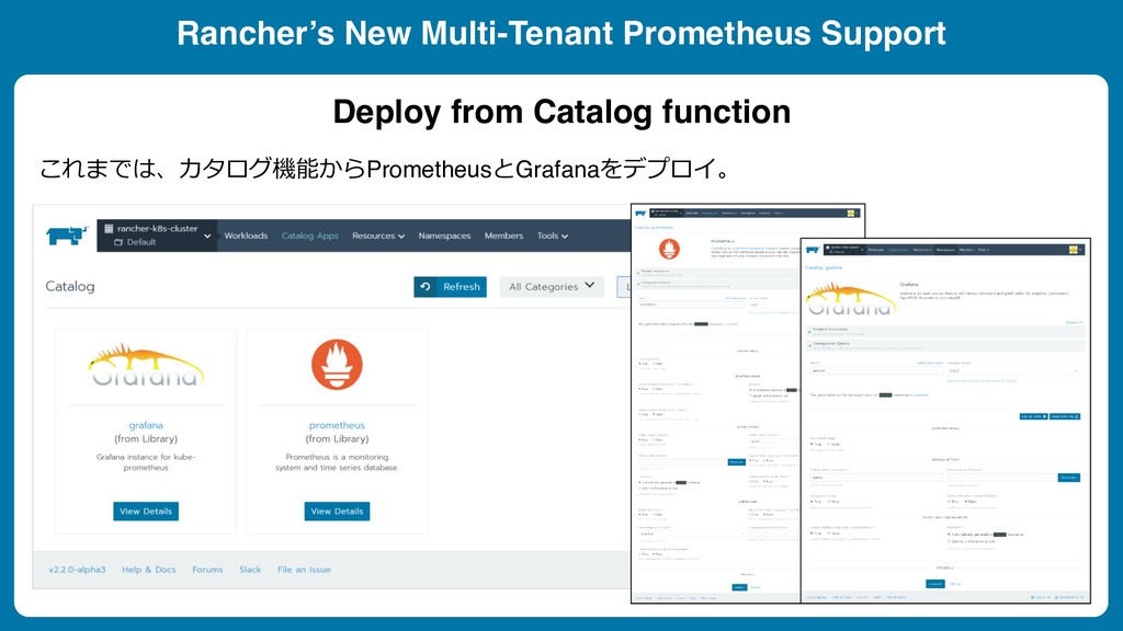 Rancher's New Multi-Tenant Prometheus Support ...