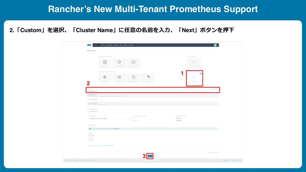 Rancher's New Multi-Tenant Prometheus Support 2...