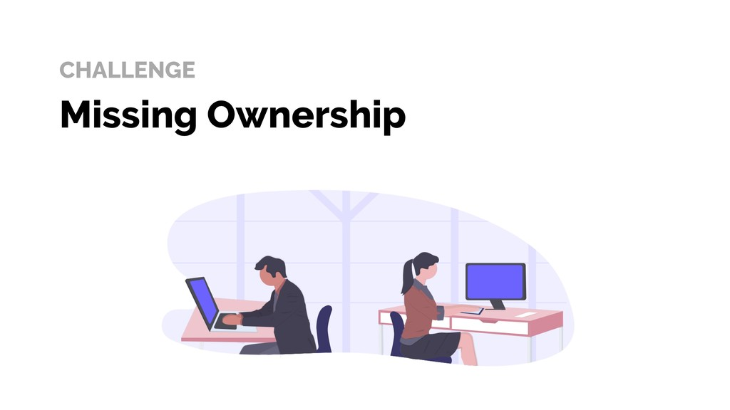 CHALLENGE Missing Ownership