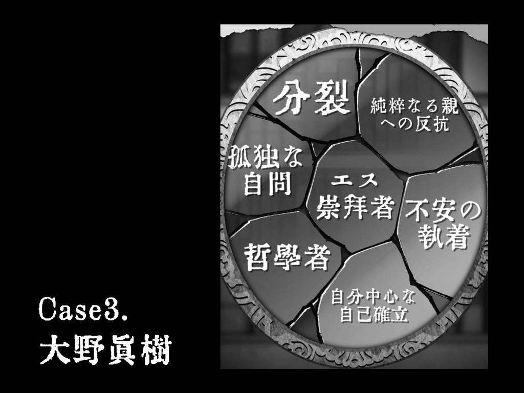 Case3. 大野真樹