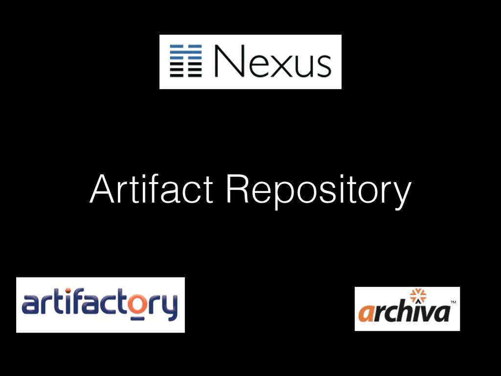 Artifact Repository