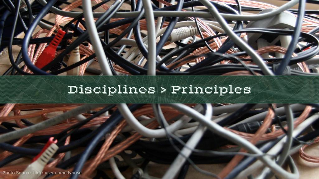 Disciplines > Principles Photo Source: flickr us...