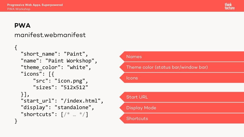 """manifest.webmanifest { """"short_name"""": """"Paint"""", """"..."""