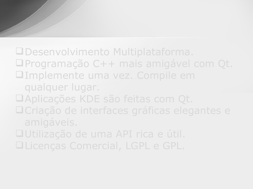 Desenvolvimento Multiplataforma. Programação ...