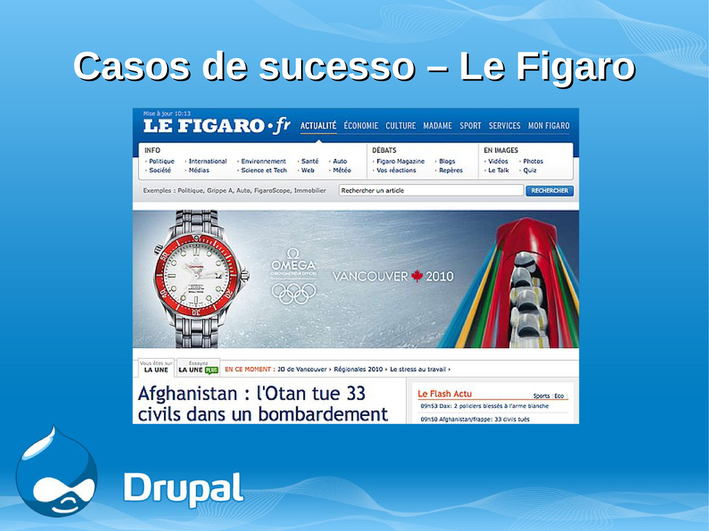 Casos de sucesso – Le Figaro Casos de sucesso –...