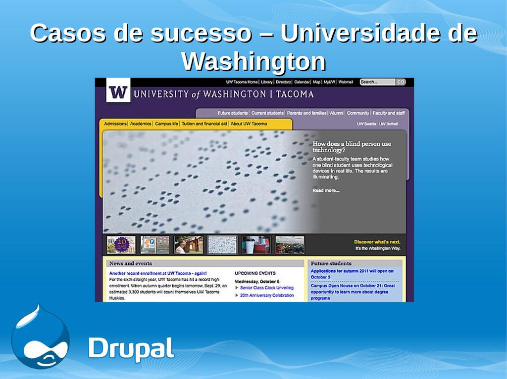 Casos de sucesso – Universidade de Casos de suc...