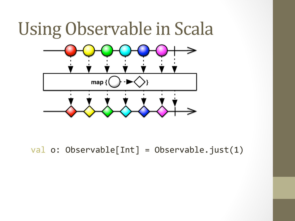 Using Observable in Scala  Observab...