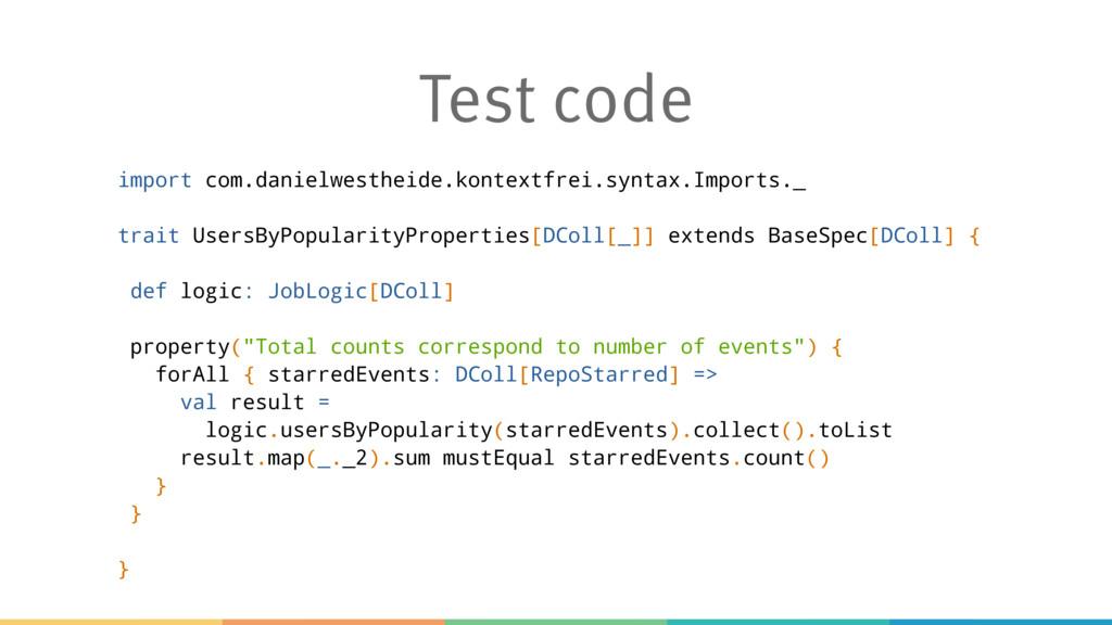 Test code import com.danielwestheide.kontextfre...